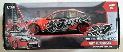 Maisto 2015 V8 Supercars HRT car James Courtney in 1/24 scale