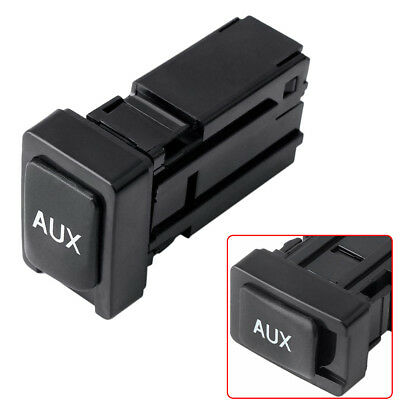 Fit For Toyota Tundra Auxiliary Adaptor 8619002010 AUX Radio Stereo Outlet Jack