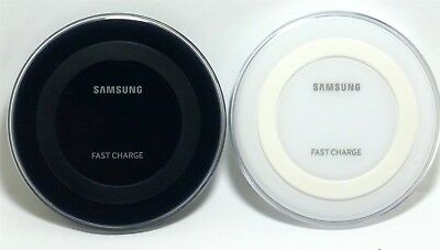 Genuine Samsung Fast Charge Qi Wireless Charging Pad for Galaxy S9/S8,iPhone 8/X