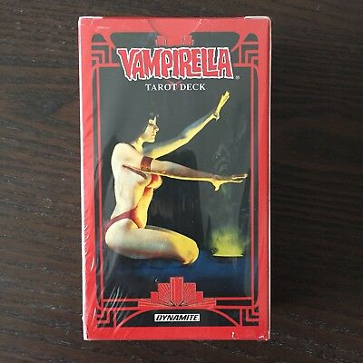 Vampirella Tarot Deck of cards NEW by Dynamite