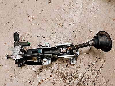 Volvo Xc90 2.9 Steering Column Ignition Barrel With Key