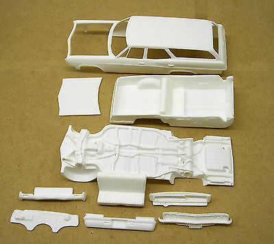 1966 Impala Station Wagon Kit  1/25 Scale Resin
