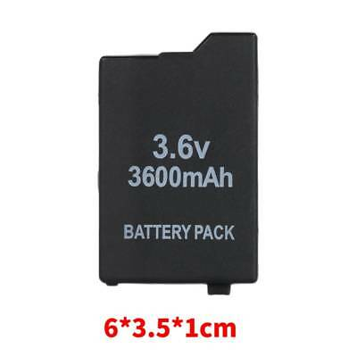 3.6V 3600mAh Replacement Li-ion Battery PSP-S110 For Sony PSP2000 3000 Console