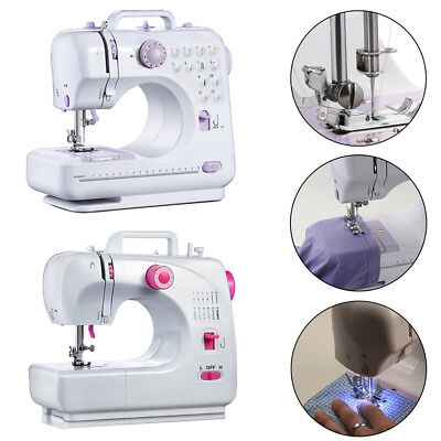 Mini Portable Smart Electric Tailor Stitch Home&Travel Hand-held Sewing Machine
