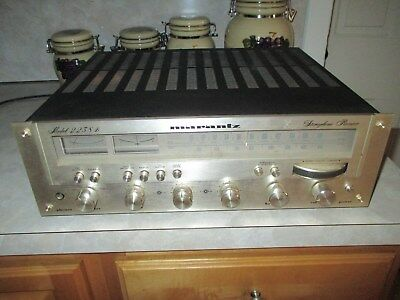MARANTZ 2238B STEREO RECEIVER - Fully Functional !! Very Good Condition !!