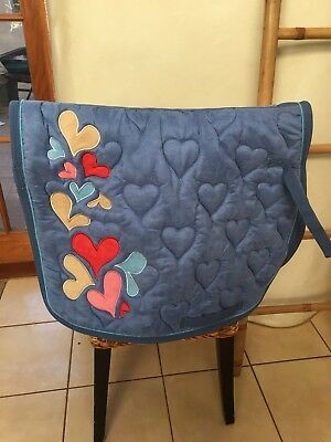 Saddle Pad Roma