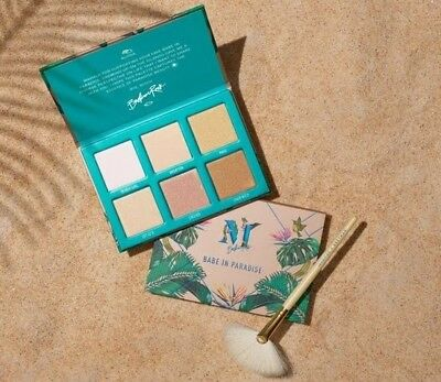 IN STOCK Au Seller Authentic MORPHE x Brentman Rock Babe in Paradise Highlighter