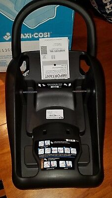 Maxi Cosi Mico MAX 30 Infant Car Seat Stand-alone Base - Black - New!