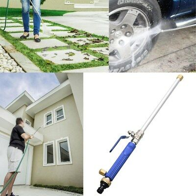 High Pressure Power Washer Spray Nozzle Water Hose Wand Attachment Rust Tool UK