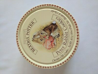 The World of Beatrix Potter: Collectable Biscuit Tin + Free Postage