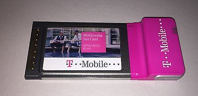 T-Mobile Multimedia Net Card GPRS/UMTS/WLAN Option Qualcomm 3G GT Fusion