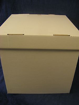 "16"" Heavy Duty Stacked Box  - Cake Box for standard or Tiered Cake"