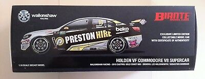 Biante Holden V8 Supercar 2015 Gold Coast 600 Holdsworth/Bourdais