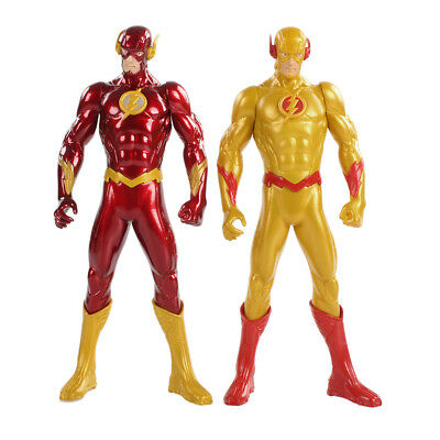The Flash Barry Allen Superhero Comics Justice League Figures Toy Doll Children