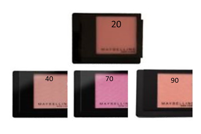 Maybelline Face Studio Blush - Choose Shade (FACESTUDIO)