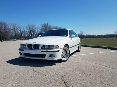 2000 BMW M5  2000 BMW M5 1 of 248 Alpine White