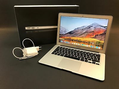 "SUPER! Apple MacBook Air 13"" BTO 1.8GHz i7 4GB RAM 256GB SSD OVP #526"