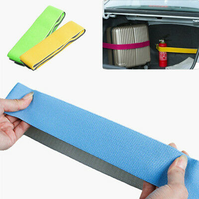 Car Accessories Stowing Tidying Trunk Bandage Fixed Bandage Magic Sticker 1PC