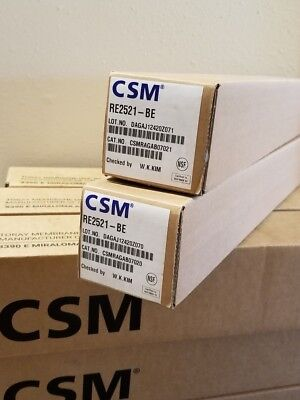 """CSM Membrane 2.5"""" x 21"""" High Pressure RE-2521-BE, Commercial RO Reverse Osmosis"""