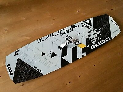 CORE Choice 2 Kiteboard 134 x 41 cm - top Zustand