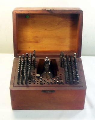 Vintage Watchmakers Favorite & K&D Staking Tool Set Watch Repair  #4H