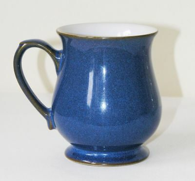 Denby Imperial Blue footed mug Genuine Beautiful design quality New cup