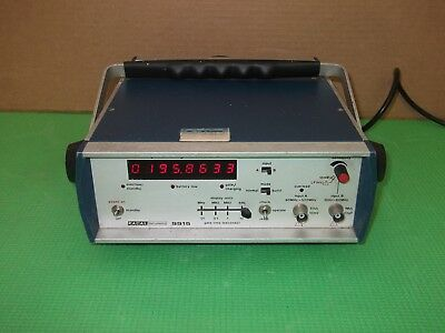 Racal Instruments 9915 UHF Frequency Meter