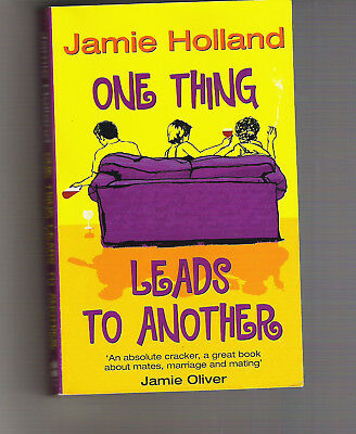 Jamie Holland | One thing leads to another