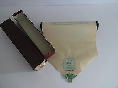 "Antique Pianola / Player Piano Music Roll-Themodist ""Moise"" Rossini"