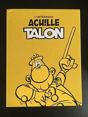 Achille Talon * Integrale Complete * Coffret 2 Volumes * Tirage 1000 Ex. * 2017