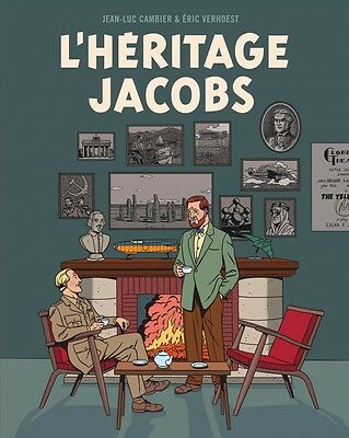 Neuf !!! Blake Et Mortimer ** L'heritage Jacobs ** Cambier  & Verhoest
