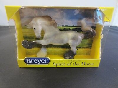 Breyer Stablemate Dappled Sapporo Mini Brishen 3Rd Release Stablemate Club 2018