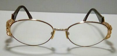 Authentic Vintage GIVENCHY G175 Black Eyeglass Frames, Made it Italy, $89.99