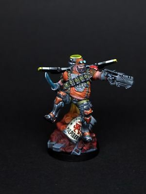 INFINITY Merc Fat Yuan Yuan (Flying Variant), Exclusive Edition, PRO PAINTED