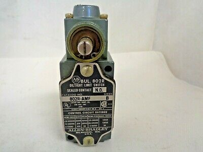 New Allen-Bradley 802R-Amf Limit Switch