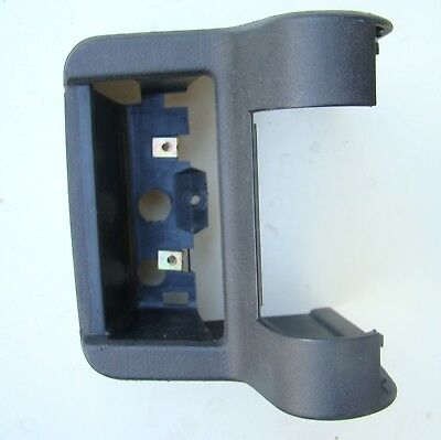 BMW E36 Centre Console Rear for Armrest in Black Coupe Soda Compact 8151697