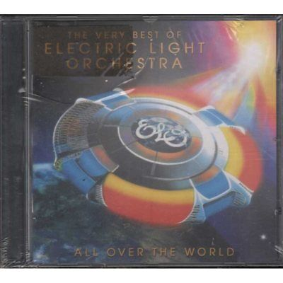Electric Light Orchestra CD All Over The World - The Very Best Sealed