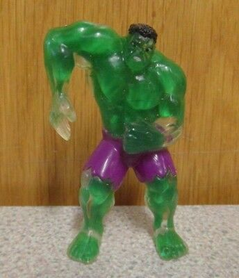 Marvel Incredible Hulk Figure by Nestle Cereals