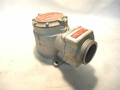 Crouse-Hinds Fsqc232 Explosion Proof Receptacle Assembly