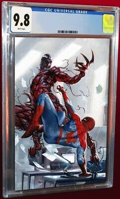 The Spectacular Spider-Man #300 | Dell'Otto Virgin Variant 9.8 CGC