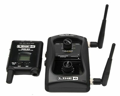LINE6 RELAY G50 Guitar Bass Wireless System  NUOVO!!!!!!!