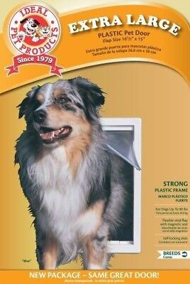 Ideal Pet Products PLASTIC X-Large PPDXL Lockout Panel Free Shipping