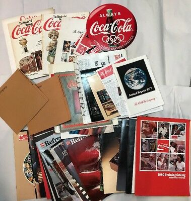 Huge Lot Of Coca Cola Memorbelia
