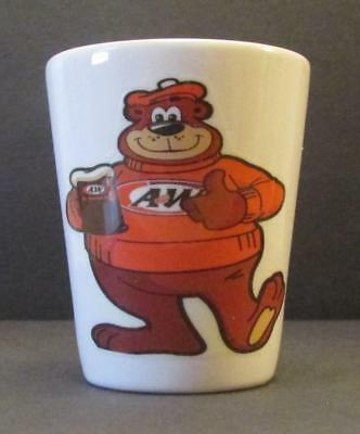A Charming A&W Rootbeer  1  1/2 oz. Shot Glass