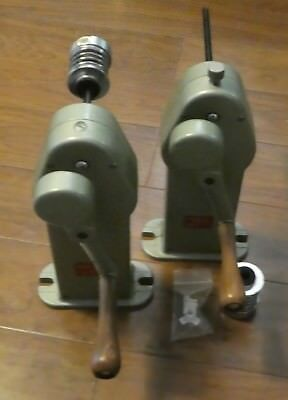 Multiformat Moviola  Film Rewinds 16mm-35mm-8mm-Super 8  - Serviced