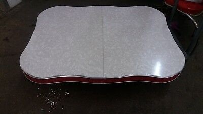 Vintage 1950's Formica Table & Chairs
