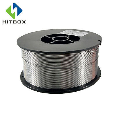 HITBOX MIG Wire Flux Cored Wire 0.8mm 0.030 2lb for MAG Gasless Mig Welding Wire