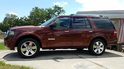 2008 Ford Expedition limited 2008 ford expedition el limited 5.4l