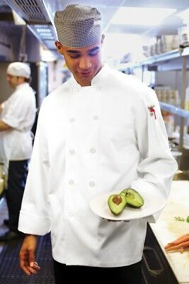 chef works chef coat lot of 3