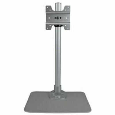 Desktop monitor stand with cable hook